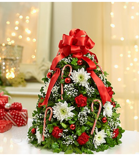 Holiday Flower Tree® Winter Bliss
