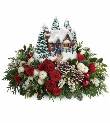 Thomas Kinkade's Christmas Homec
