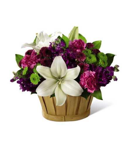 The FTD® Fresh Focus™ Bouquet