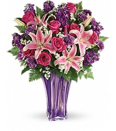 Luxurious lavender