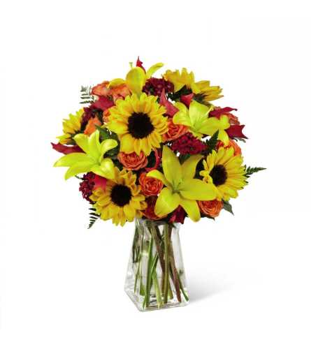The FTD® Harvest Heartstrings™ Bouquet