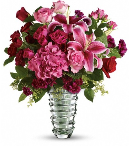 Teleflora's Swept Away - Long Stemmed Roses