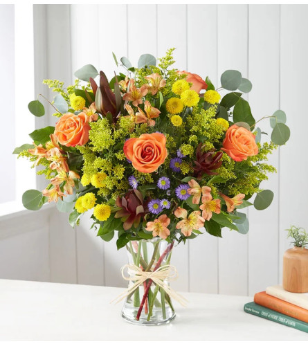 Autumn Breeze™ Bouquet for Sympathy