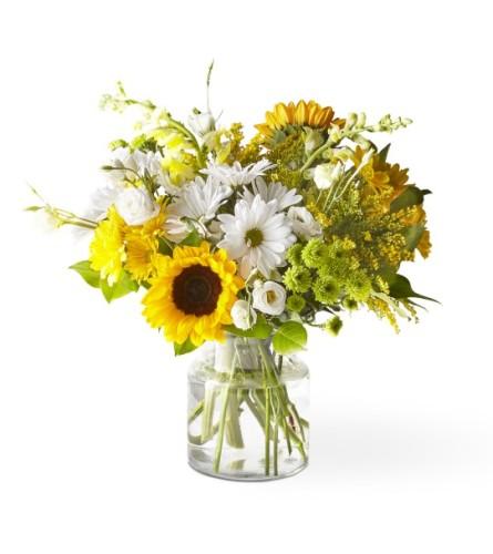 The FTD® Hello Sunshine Bouquet 2021
