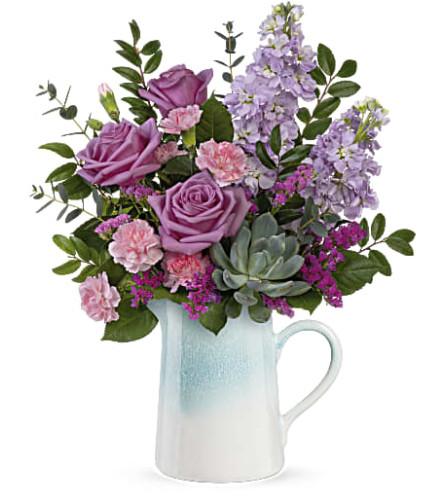 Teleflora's Farmhouse Chic Bouquet