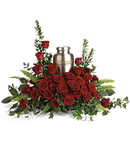 Teleflora's Forever In Our Hearts Cremation Tribute