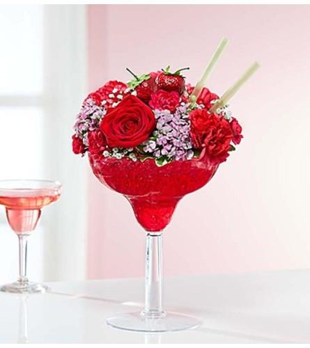 Strawberry Floral Margarita®