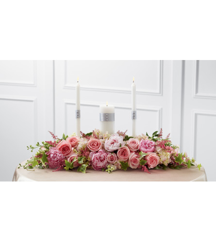 The FTD® Worldwide Romance™ Unity Candle