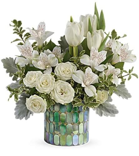 Teleflora's Divine Mosaic Bouquet