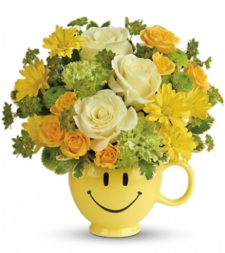 Teleflora's You Make Me Smile Bouquet