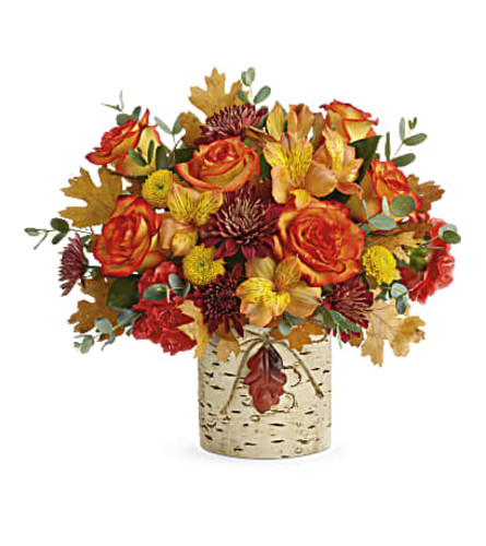 Teleflora's Autumn Colors