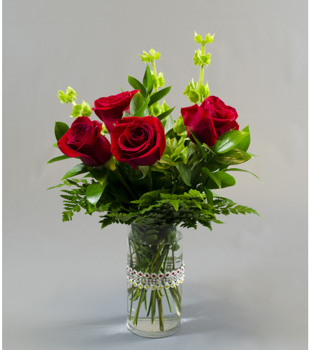 Dazzling Roses