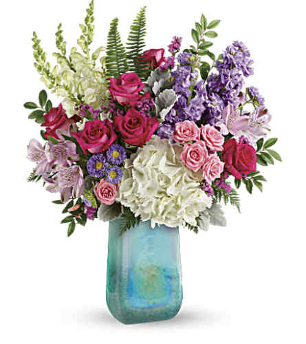 Teleflora's Iridescent Beauty Bouquet