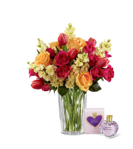 The FTD® Beauty and Grace™ with Perfume