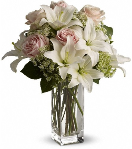 Teleflora's Heavenly and Harmony