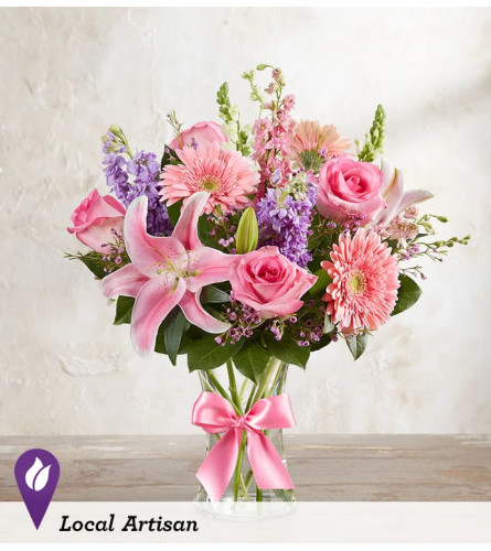 Pink Ribbon Bouquet™