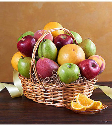 All Fruit Basket for Sympathy