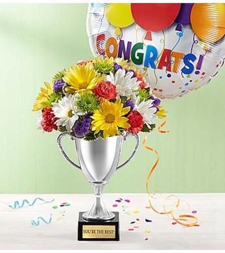 Trophy Bouquet™ You're The Best