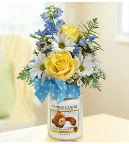Soft Blanket™ Yankee Candle® - Blue