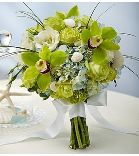 Beach Wedding Mixed Bouquet