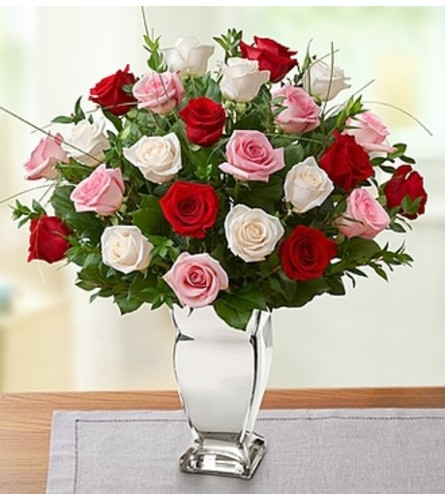 Rose Medley™ Premium Long-Stem Roses
