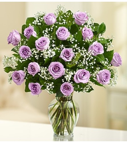 Rose Elegance™ Premium Purple Roses