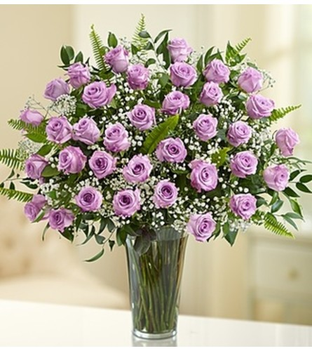 Ultimate Elegance™ Purple Roses