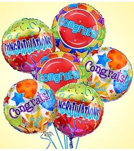 Air-Rangement® - Congratulations Ball