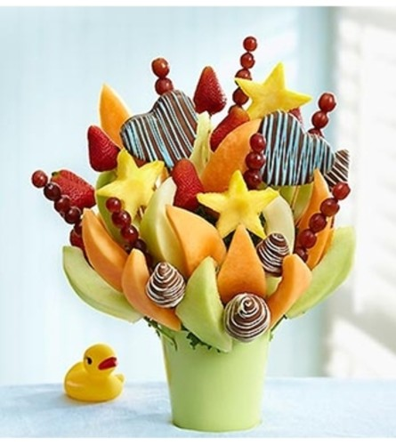 That's My Baby Boy Fruit Bouquet
