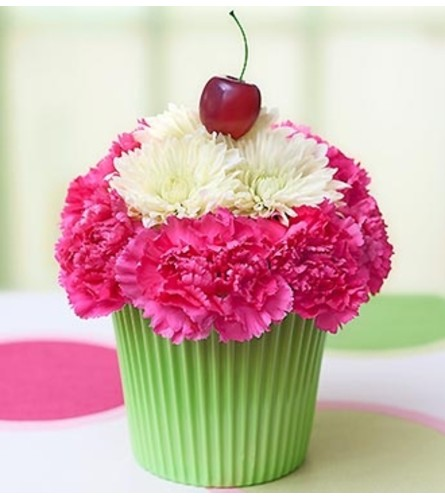Cupcake in Bloom® for Spring
