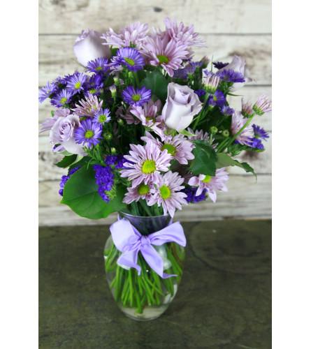 Lavender Whisper