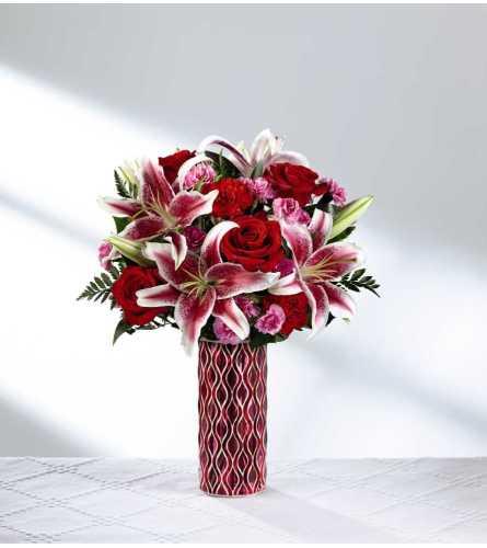 The FTD® Lasting Romance® Bouquet 2017