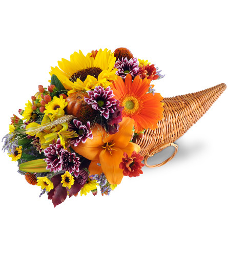 Harvest Cornucopia™ for Fall