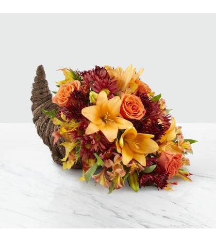 FTD's Harvest Comfort™ Cornucopia