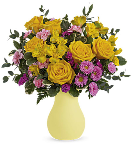 Teleflora's Happy As Can Be Bouquet