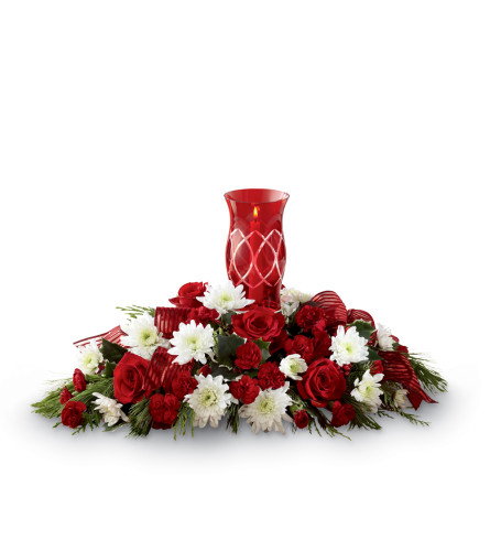 FTD® Celebrate the Season™ Centerpiece 2014
