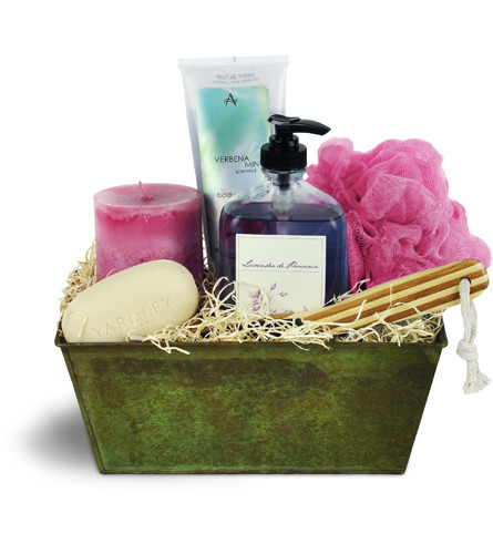 Soothing Spa Basket™