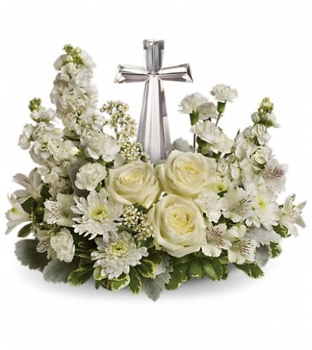 Teleflora's Divine Peace Bouquet