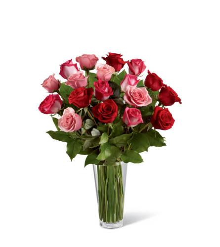 The FTD® True Romance™ Rose Bouquet