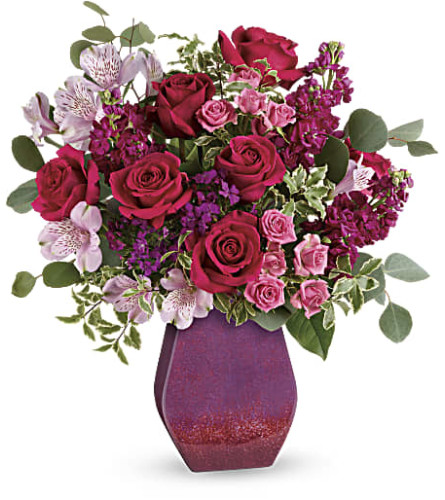 Teleflora's Rare Jewels Bouquet