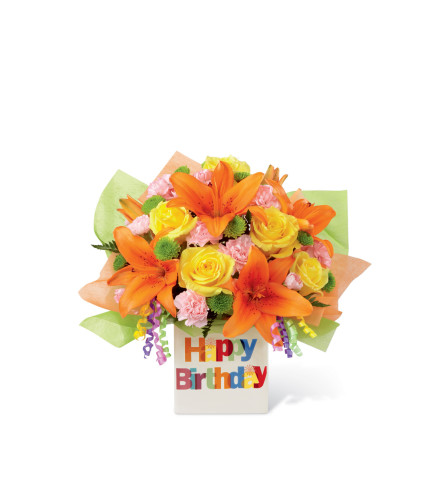 The FTD® Birthday Celebration™ Bouquet