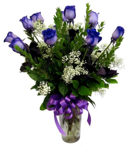 Royal Purple Roses