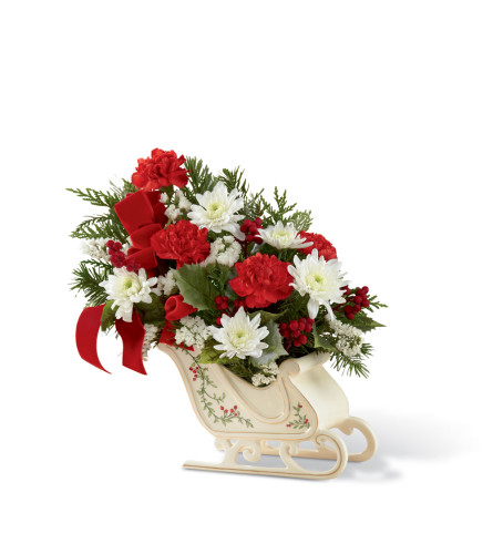 The FTD® Holiday Traditions™ Bouquet 2014