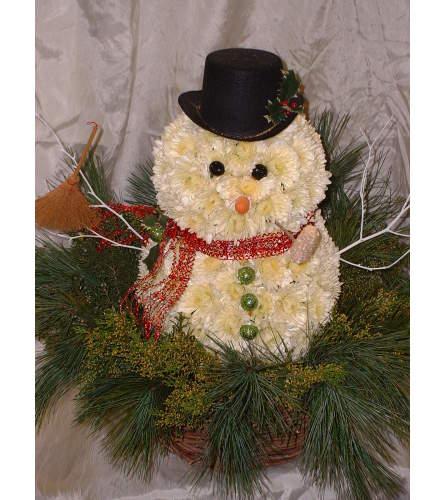 Franklin The Snowman
