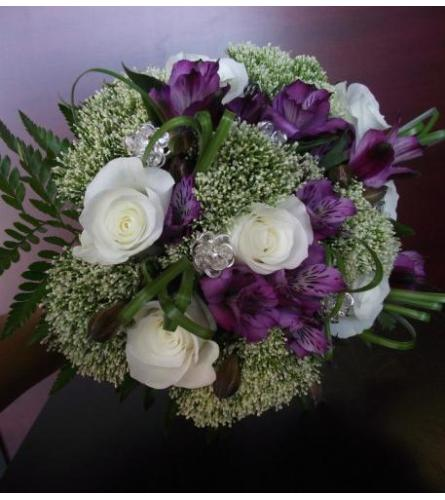 Simple Elegance Bridal Bouquet