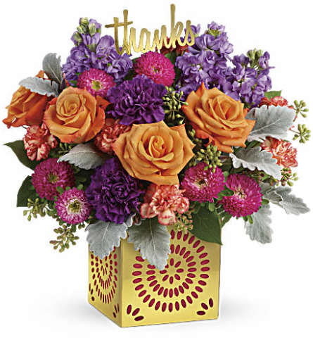 Teleflora's Bold Beauty Bouquet