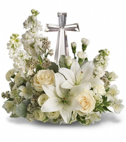Teleflora's Divine Peace Bouquet for Easter