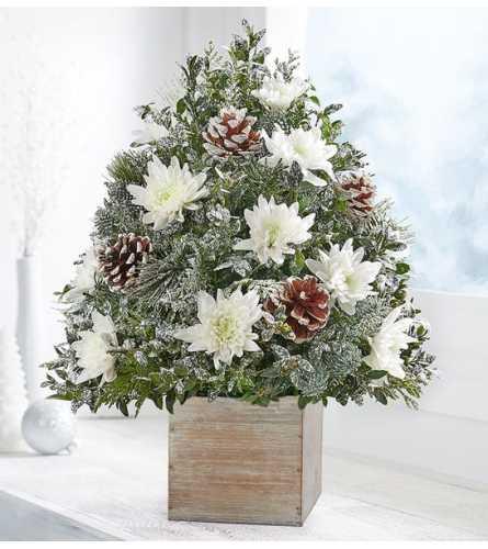 Christmas Enchantment™ Holiday Flower Tree®