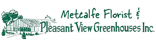 Metcalfe Florist & Pleasant View Greenhouses, - Flower Delivery in Madisonville, KY