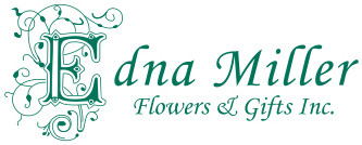Edna Miller Flowers & Gifts Inc. - Flower Delivery in Hamilton, ON